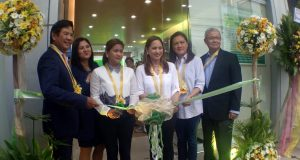 PVB San Fernando branch inaguration
