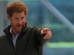 GB Prince Harry