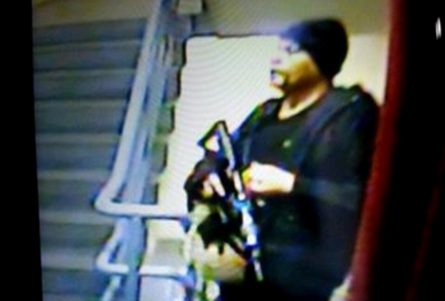 Resorts World Manila armed robbery suspect