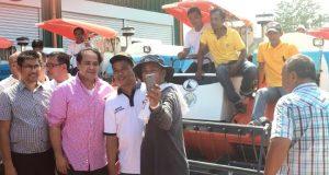 Farm implements distribution Pampanga