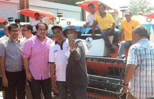 Farm implements distribution Pampanga