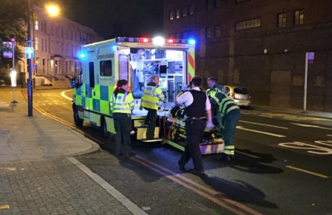 One man confirmed dead after van drives into pedestrians outside London mosque