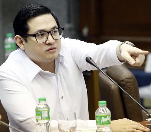 Bam Aquino WATCH Bam Aquino gets apology clarification from Aguirre News5