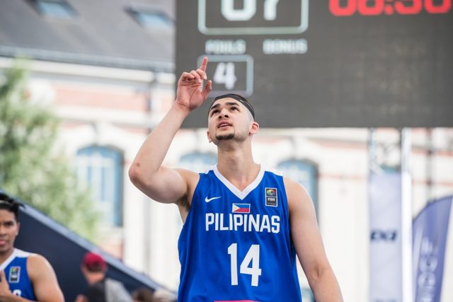 Future Fighting Maroon Kobe Paras