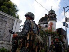 Marines mosque Marawi City