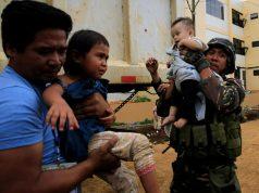 children rescue Marawi