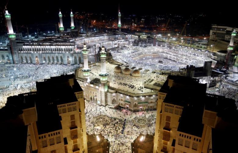 Saudi Arabia foils terror attack on Mecca Grand Mosque