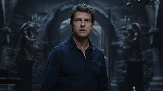 Tom Cruise's 'Mummy' Reboot Debuted to $142-M Internationally