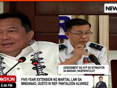 Alvarez Padilla 5 more years martial law