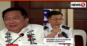 Alvarez Padilla 5 more years martial law
