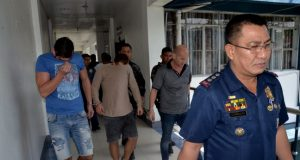 Pampanga bank fraud suspects arm skimming
