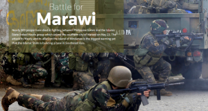 Battle For Marawi Infocard