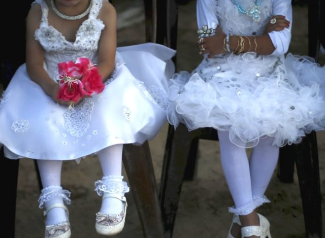 child brides file pic