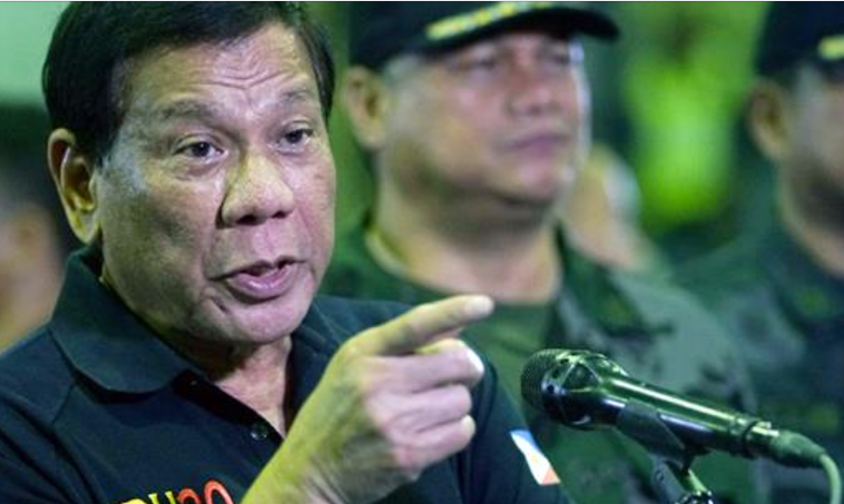 Duterte asks Congress to extend martial law in Mindanao until yearend