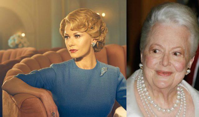 Olivia de havilland sues fx networks over depiction in for Joan fontaine and olivia de havilland feud