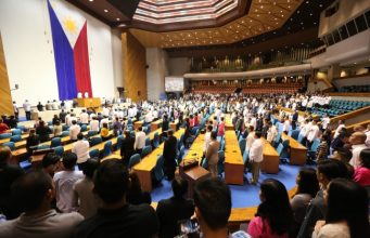 Joint session martial law extension