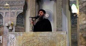 ISIS Abu Bakr al-Baghdadi