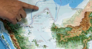 Renaming to North Natuna Sea