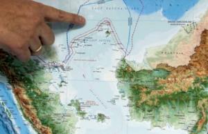 Renaming to North Natuna Sea