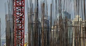 steel bars, PNA photo