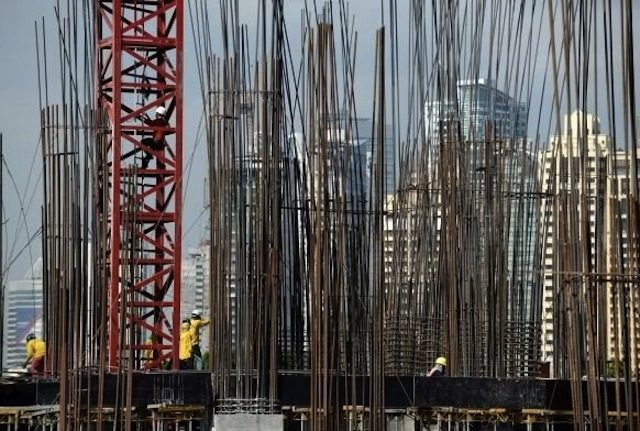 steel bars, PNA photo