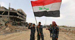 Iraqi police Mosul