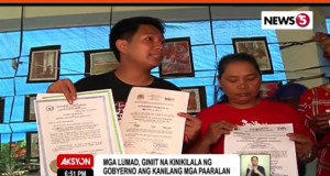 Save Our Schools lumad schools legit