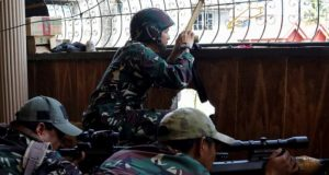 Marksmen Marawi