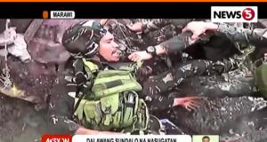 Marawi combat rescue