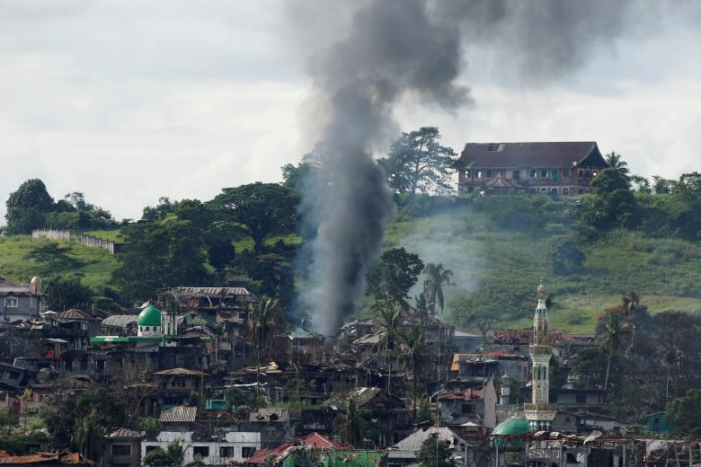 The Marawi siege