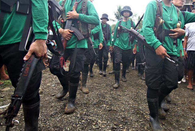 NPA Surigao del Sur