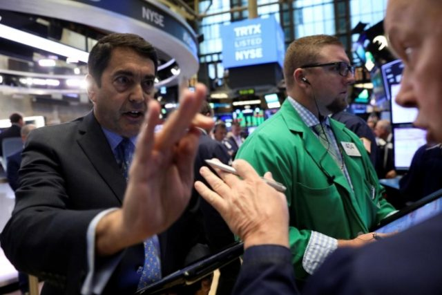 NYSE action