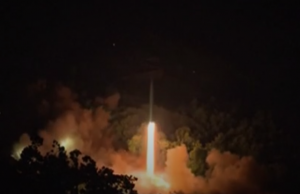 NoKor ICBM launch