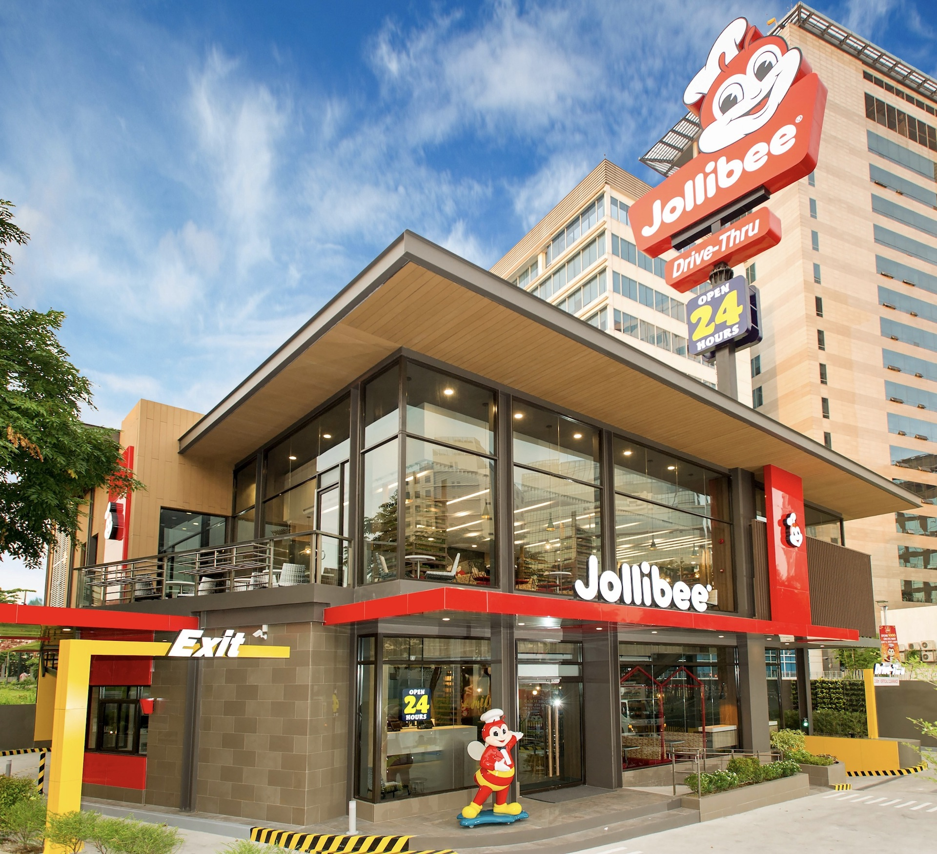most effective sales promotion used by jollibee food cirporation