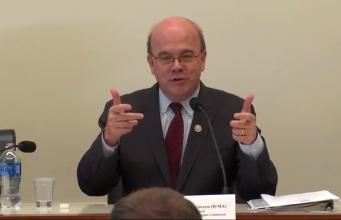 US Rep James McGovern