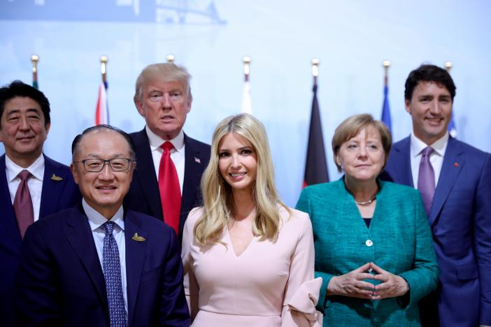 Ivanka Trump, World Bank launch fund for female entrepreneurs