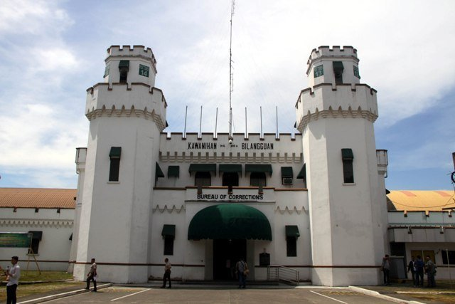 New Bilibid Prison gate