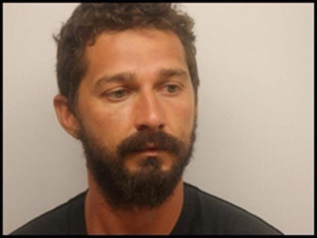 Actor Shia LaBeouf arrested in Savannah