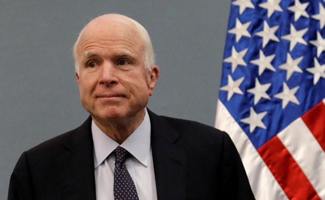Trump won't attend funerals, memorials for John McCain