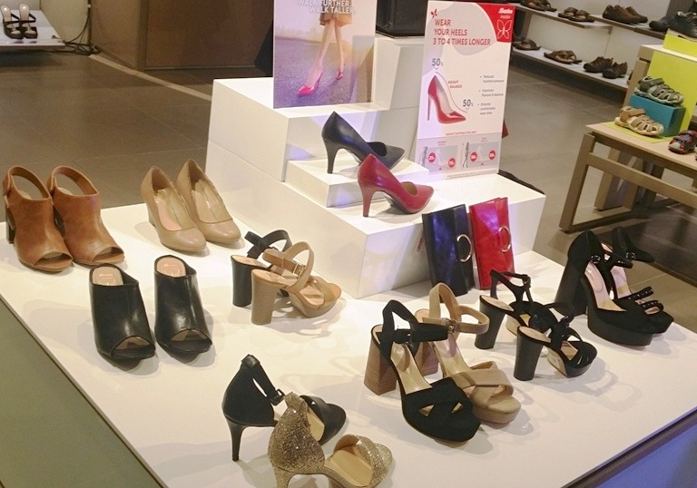 These Chic Bata Insolia Shoes Are Made For Comfort Not For Tiis