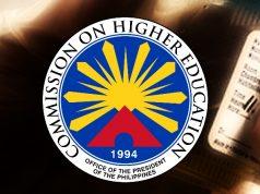 CHED logo, drug testing