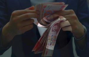 Yuan bank notes