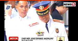 Espenido reassigned to Iloilo