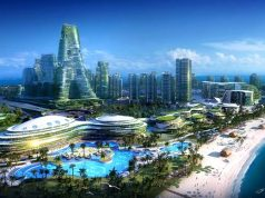 Forest City project Malaysia