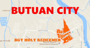 Googlemap Butuan City Bgy Holy Redeemer
