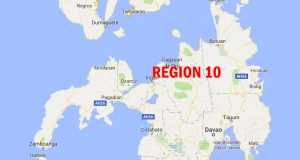 Googlemap Region 10