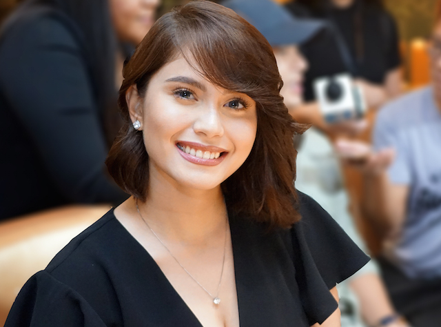 Jessy mendiola says role in salvage probably better than for Jessy mendiola