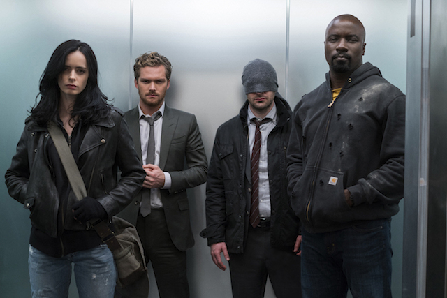 Marvel's Defenders is all set to premiere on Netflix this Friday!