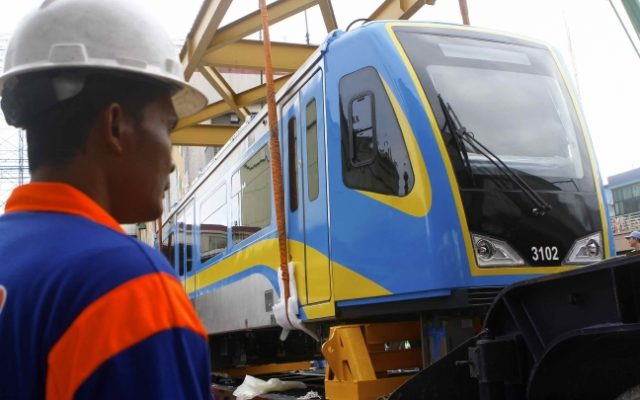 MRT coach in assembly