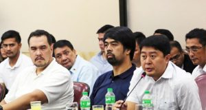 Pro basketball players at House BOC inquiry
